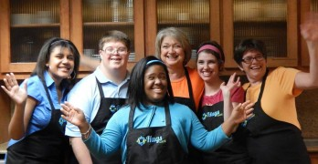 Café that Gives Adults with Special Needs a Purpose
