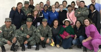 Wood Creek Dental Brings Dental Care to Ecuador